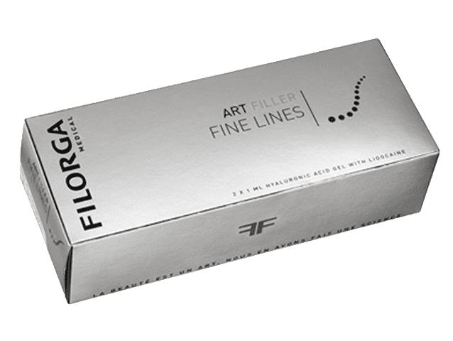 Kup Filorga Art Filler Fine Lines z lidokainą (2x1ml)