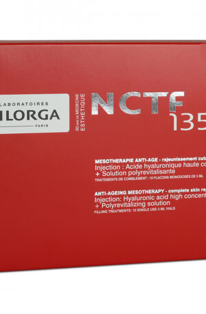 Buy Filorga NCTF 135HA (10x3ml) with 0.5mm microneedling roller