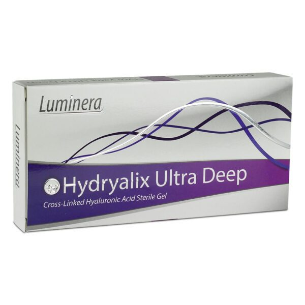 Buy Luminera Hydryalix Deep Lidocaine (2x1.25ml)