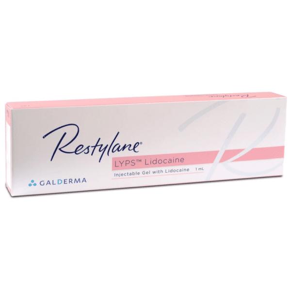 Buy Restylane Lyps Lidocaine (1x1ml)
