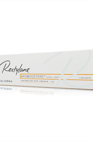 Купить Restylane Skinboosters Vital Light с лидокаином (1x1 мл)