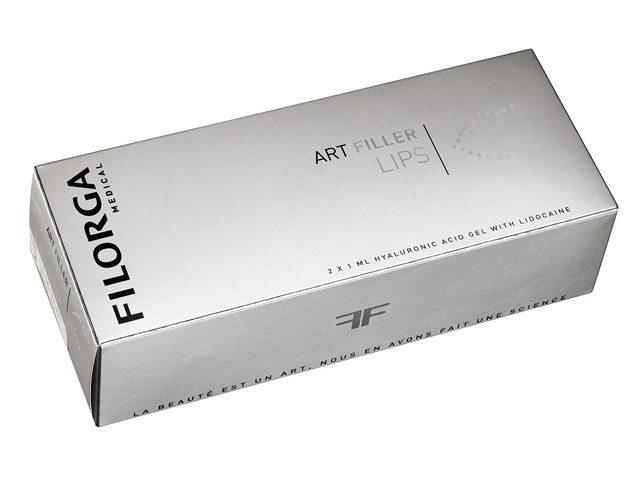 Filorga Art Filler Lips met Lidocaïne (2x1ml)