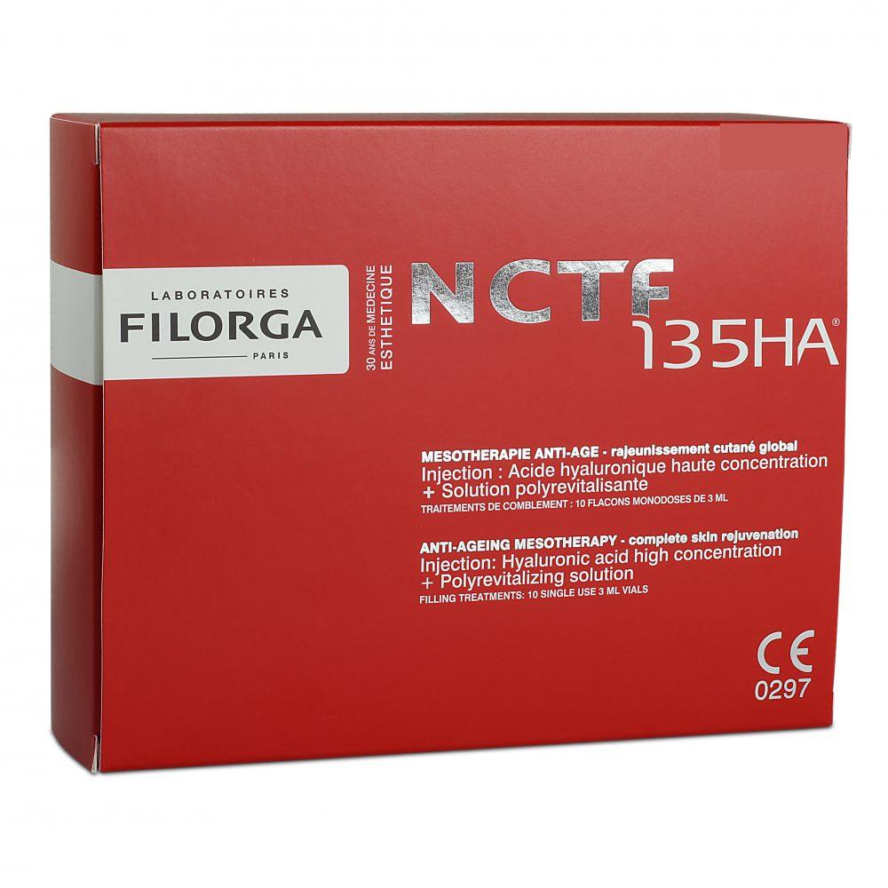 Filorga NCTF 135HA Wiązka z łysieniem 0.5 mm