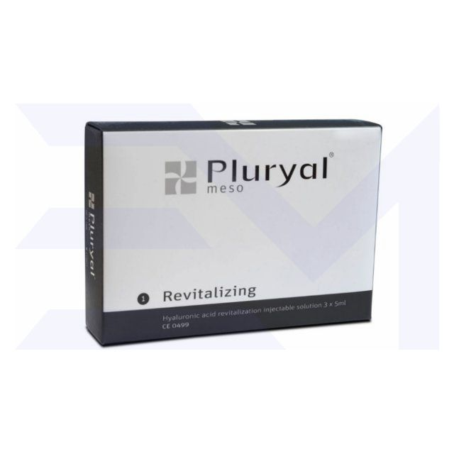 Kup Wypełniacze Pluryal Meso II (3x5ml) USA