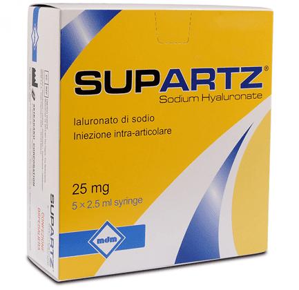 Buy Supartz (5×2.5mg) Online