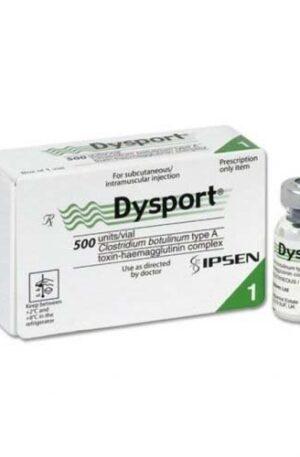 Buy Dysport Type A (2x500Units) Online