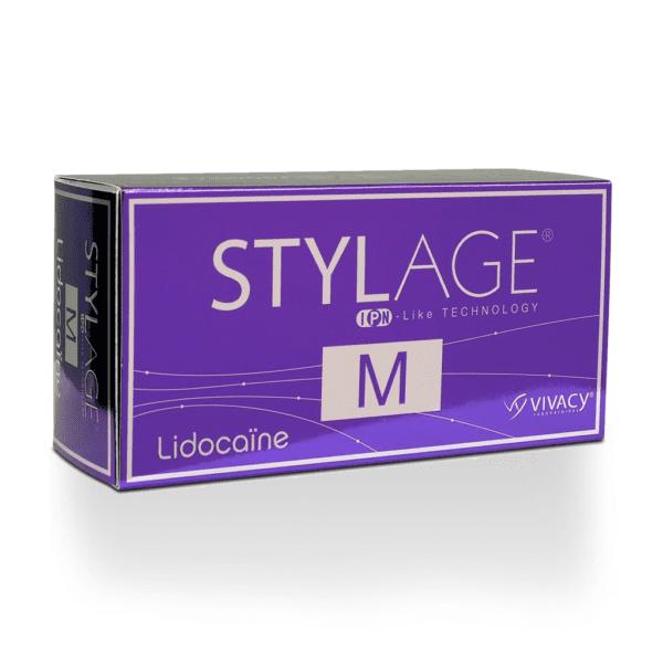 Buy Stylage M lidocaine 1ml Online - Medi Fillers